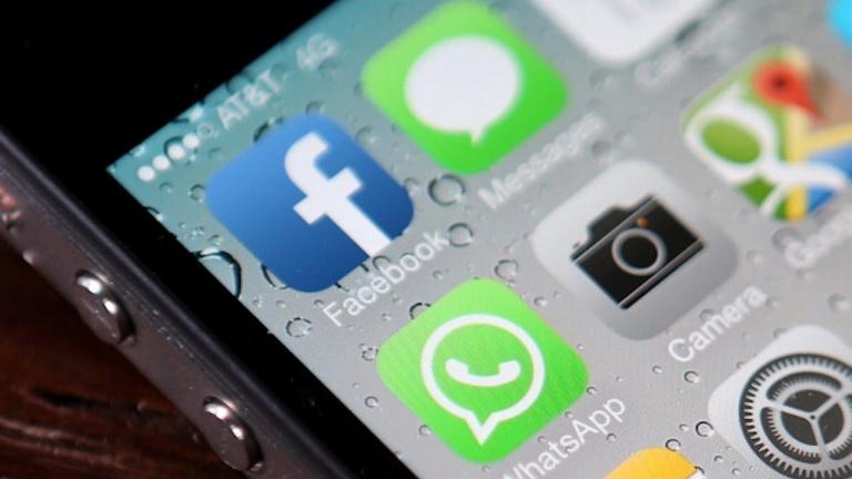 Messenger на  Facebook се срина