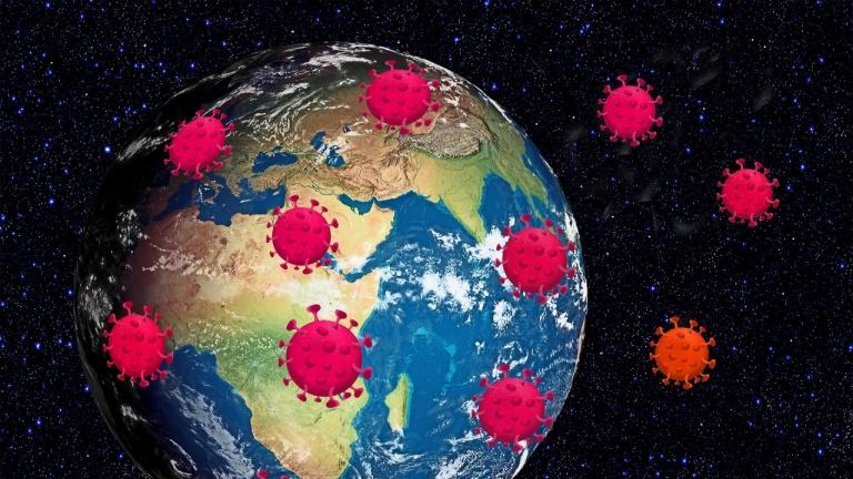 Броят на смъртните случаи от COVID-19 по света надхвърли 2,5 млн.