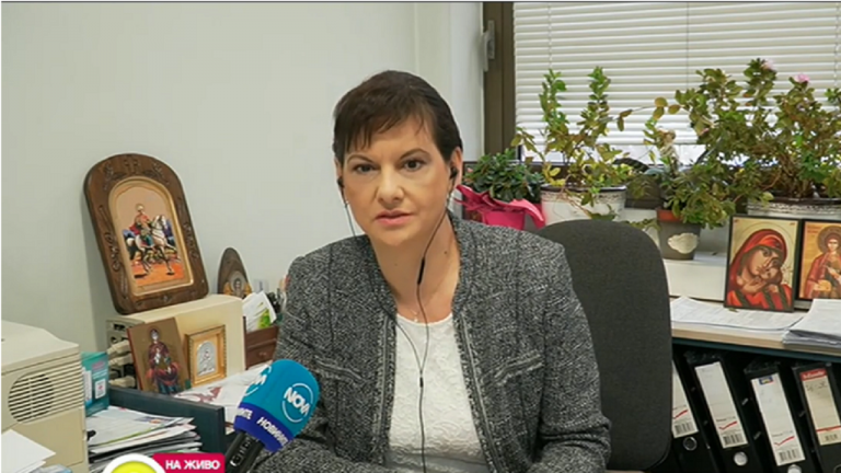 Дариткова с коментар за ваксините и забавянето им