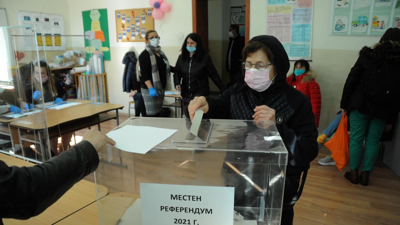 Кметът на Обзор след референдума: Исторически момент!
