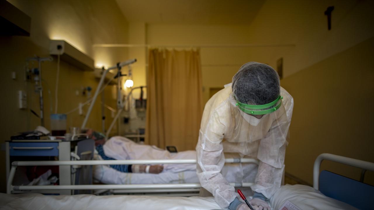 Вижте къде има бум на заразени с COVID-19 в България