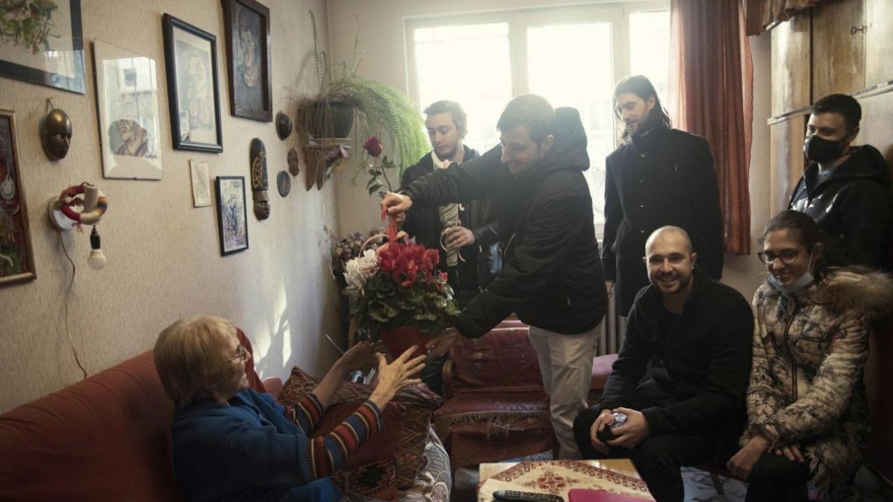 Държавният глава връчи Почетен знак на проф. Надежда Сейкова