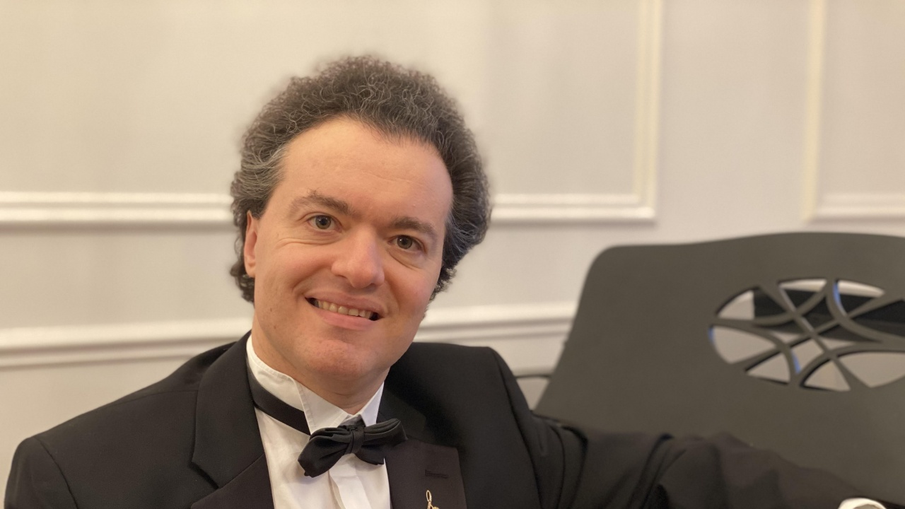 Евгений Кисин ще изнесе рецитал в София по покана на Софийската филхармония