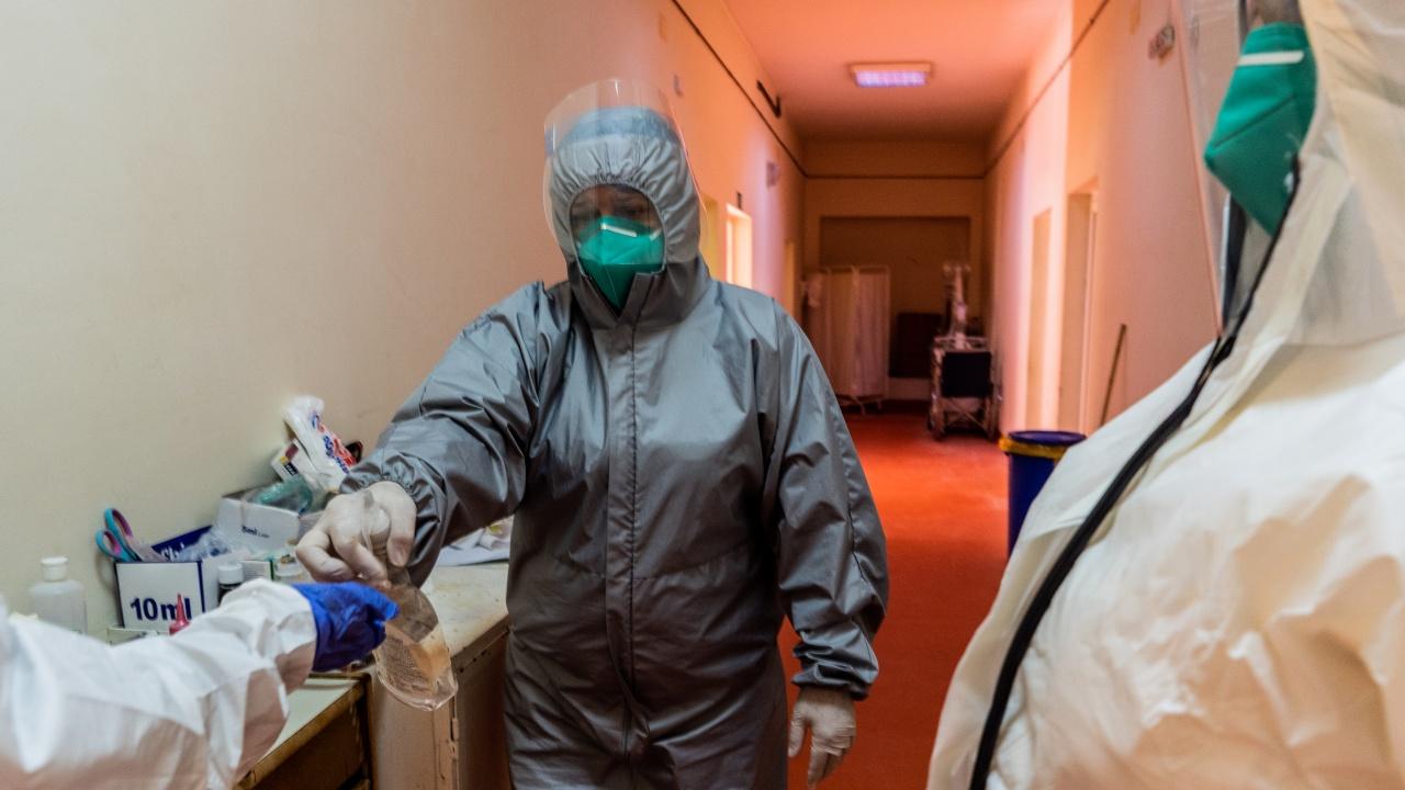 Смъртен случай от коронавирус в област Ловеч