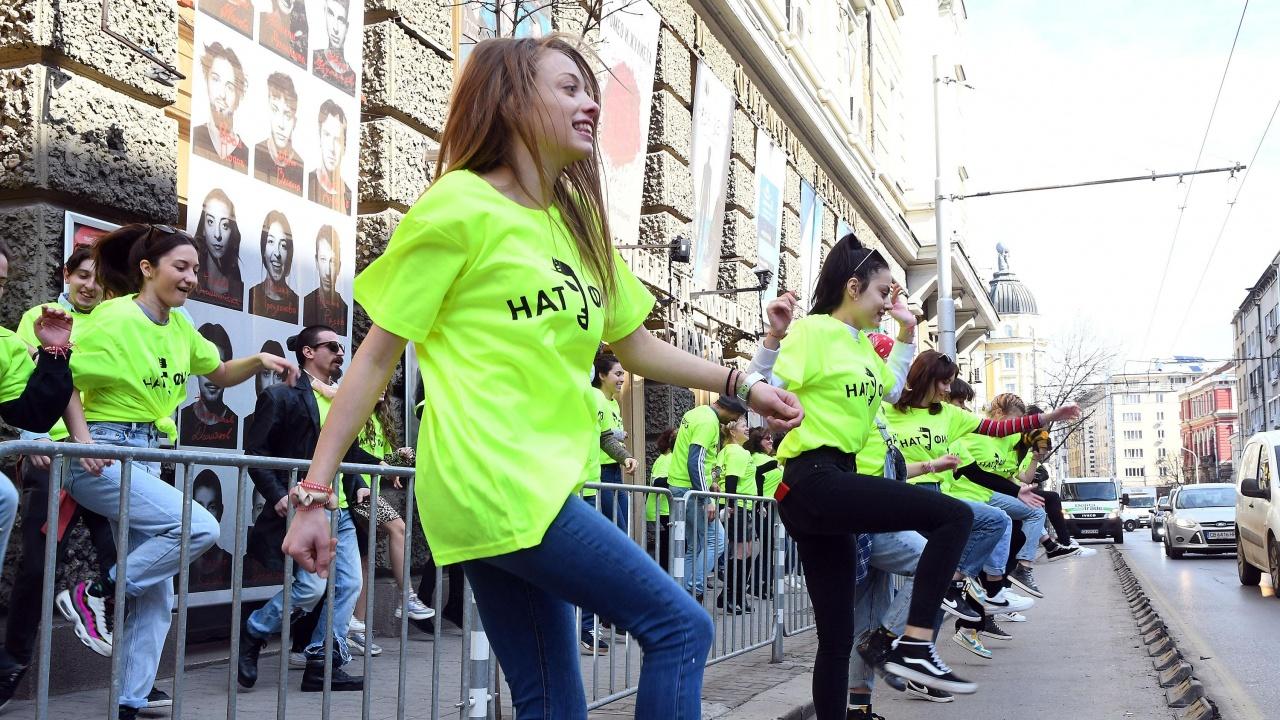 """НАТФИЗ официално се включи в предизвикателството """"Jerusalema Dance Challenge"""""""