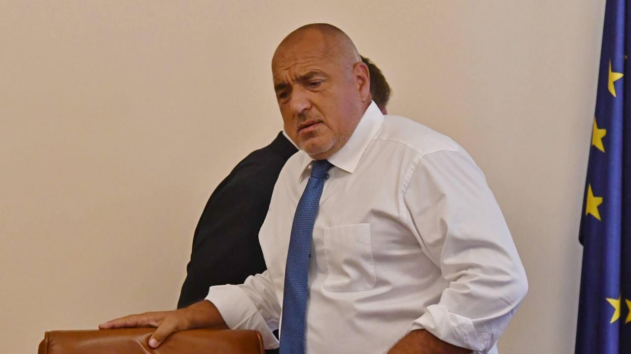 Регистираха листата на ГЕРБ за 25-МИР, Борисов е водач