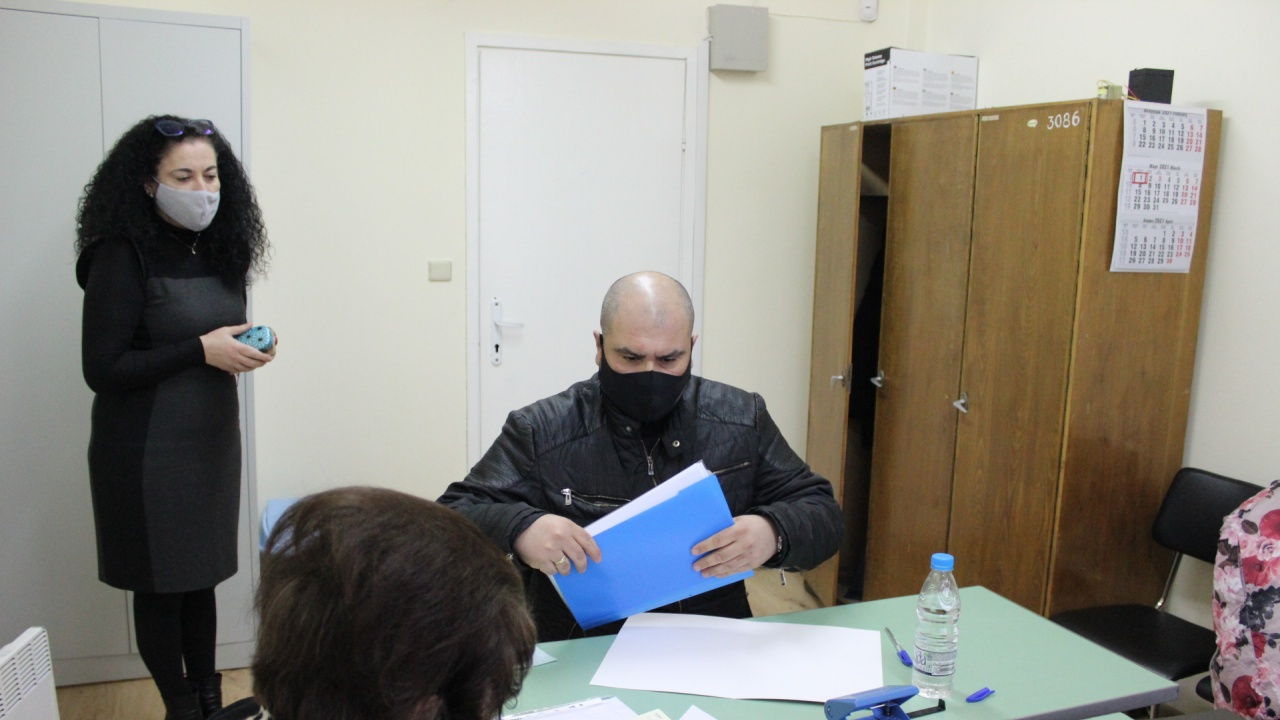 Листа с водач Томислав Дончев регистрира ПП ГЕРБ-Габрово