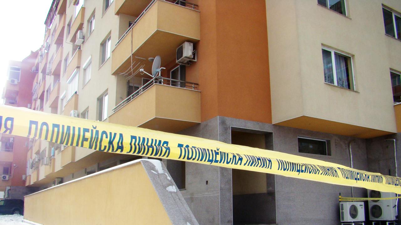 Шокираща гледка: Труп в междублоково пространство в София