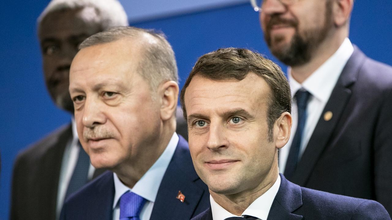 Ердоган ще разговаря с Макрон за нормализирането на двустранните отношения