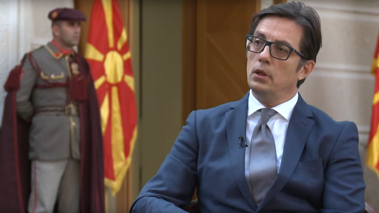 Стево Пендаровски: Действията на Румен Радев са недопустими!