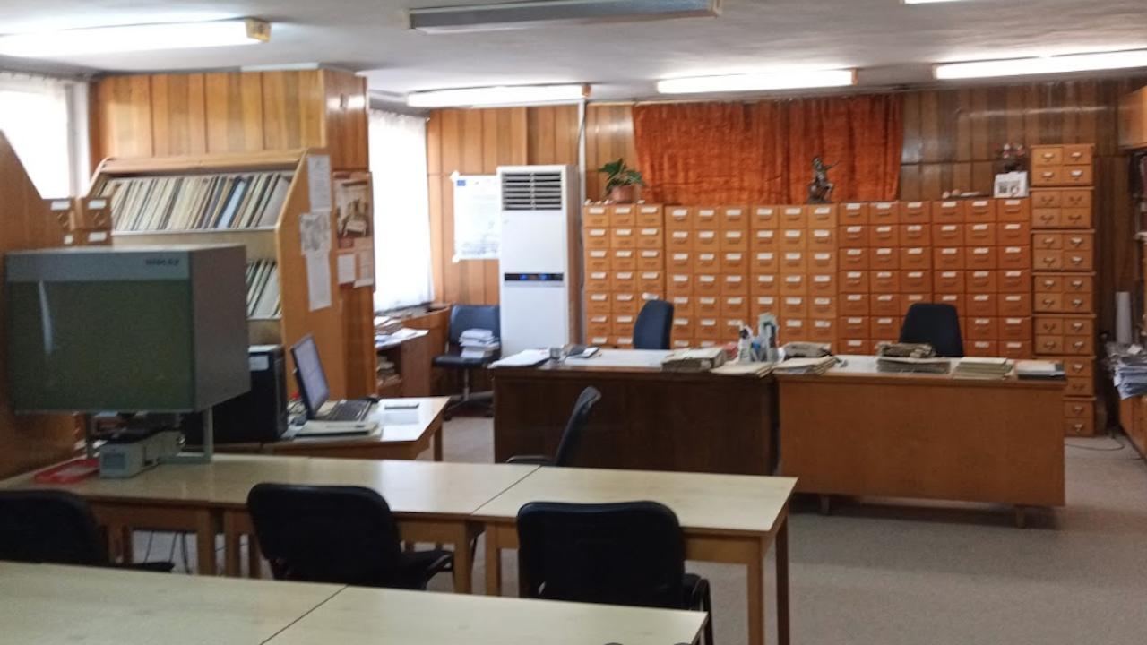 Над 9 км архивни документи съхранява Държавният военноисторически архив във Велико Търново