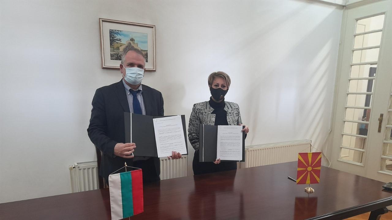 Нови проекти ще бъдат реализирани в Битоля по линия на българската официална помощ за развитие