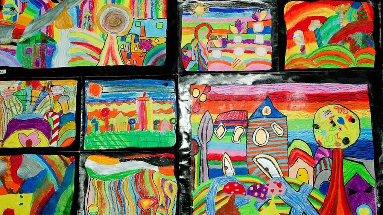 10-годишно дете от Плевен получи златен медал от световен конкурс за детски рисунки
