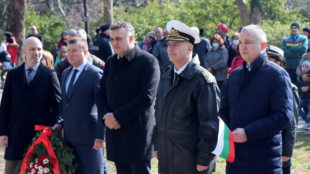 Във Варна отбелязаха Трети март