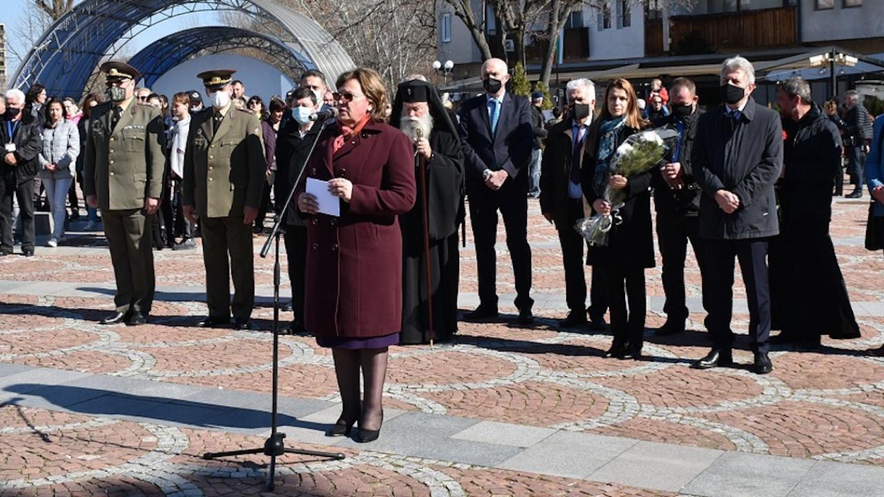 В Ловеч отбелязаха 3 март с тържествена церемония