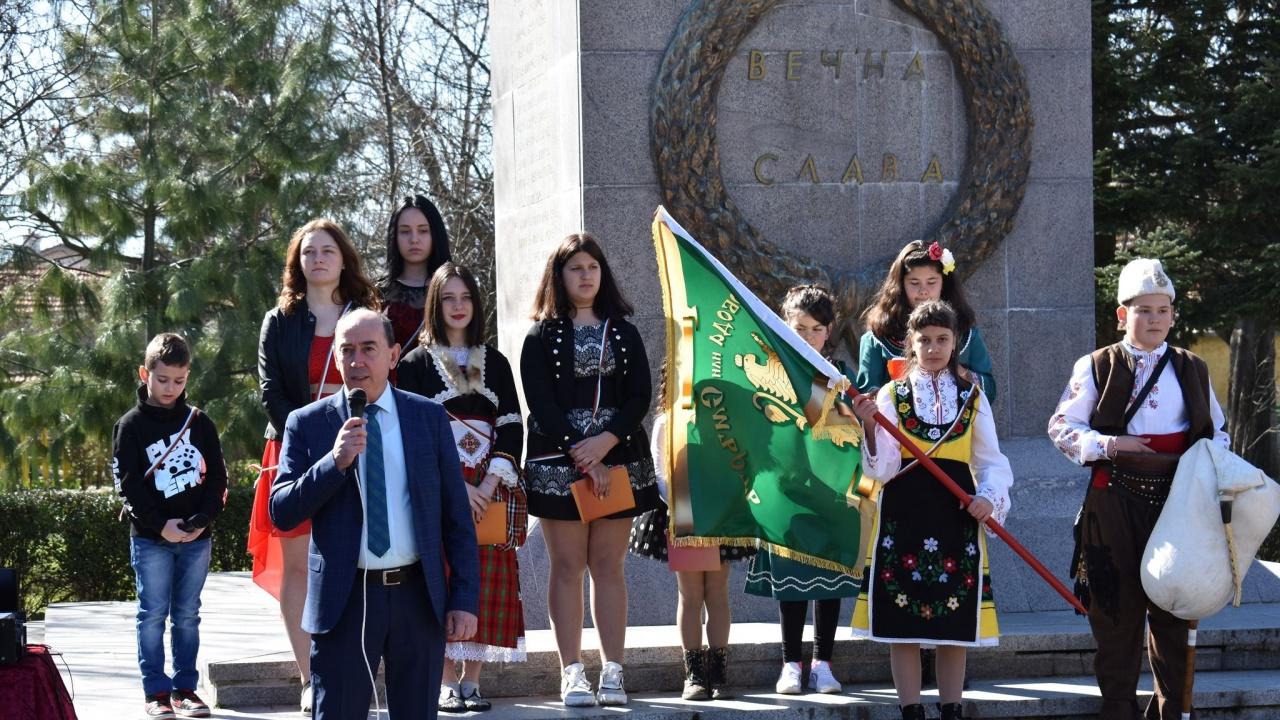 Зам.-кметът на Асеновград: Важно е да отстояваме независимостта и  свободата си