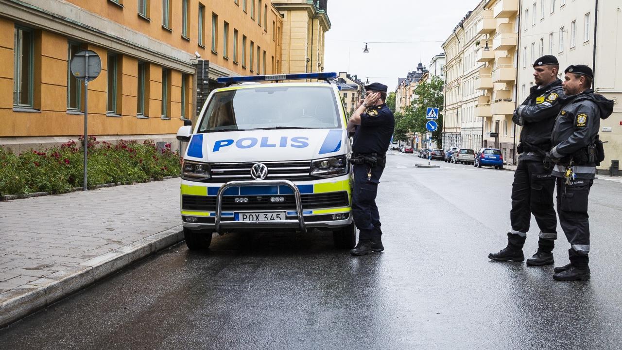 Терор в Швеция?
