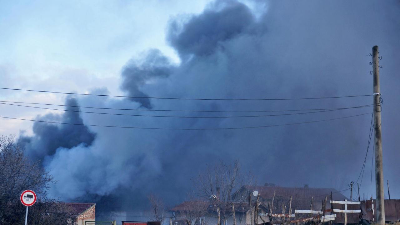 Пожар със загинал в София