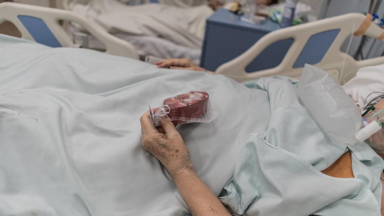 Пациент с COVID-19 от Видинско почина в столична болница