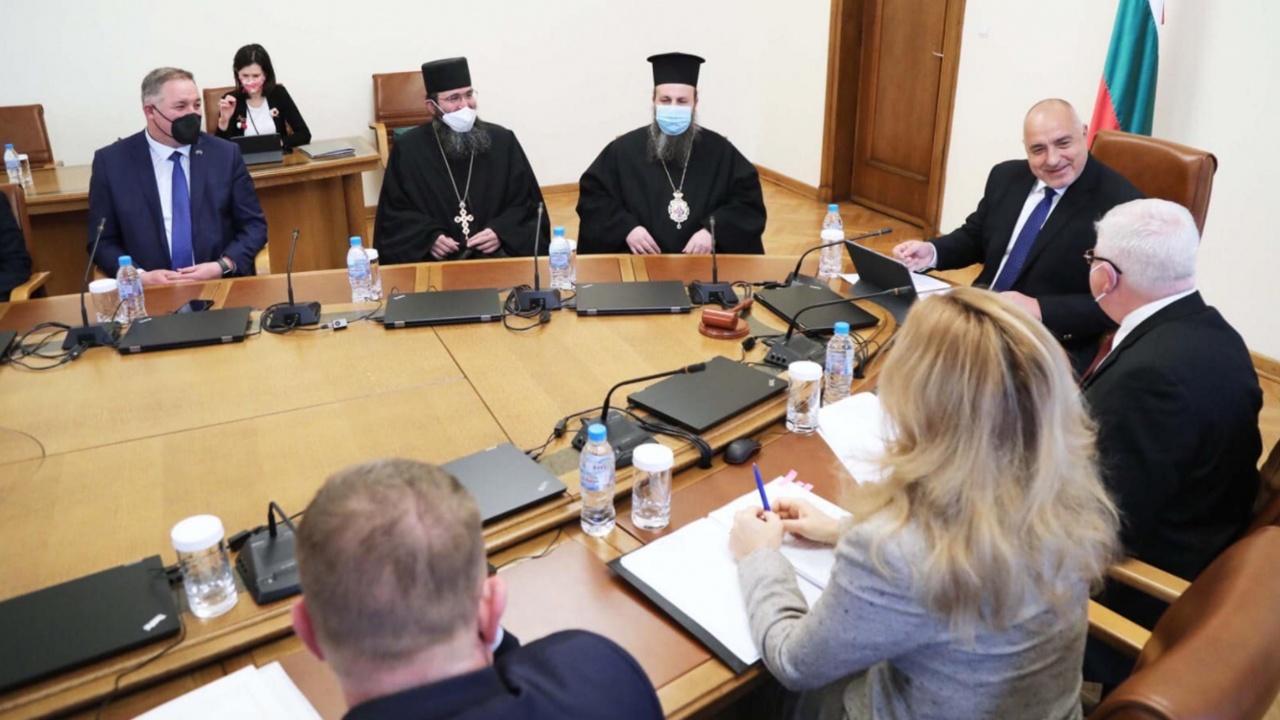 Гюнай Хюсмен благодари на Борисов: Той е гарант за етническия мир
