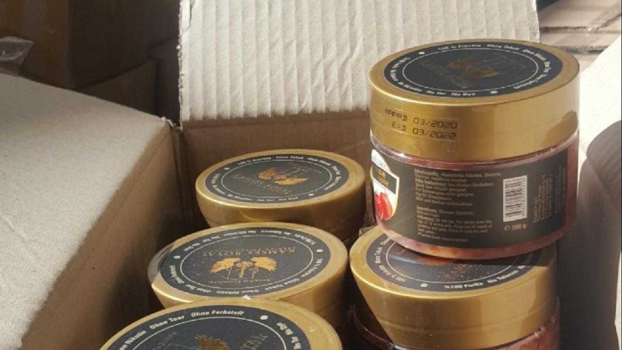 Митничари заловиха незаконни стоки за наргилета за над 1 млн. лв.