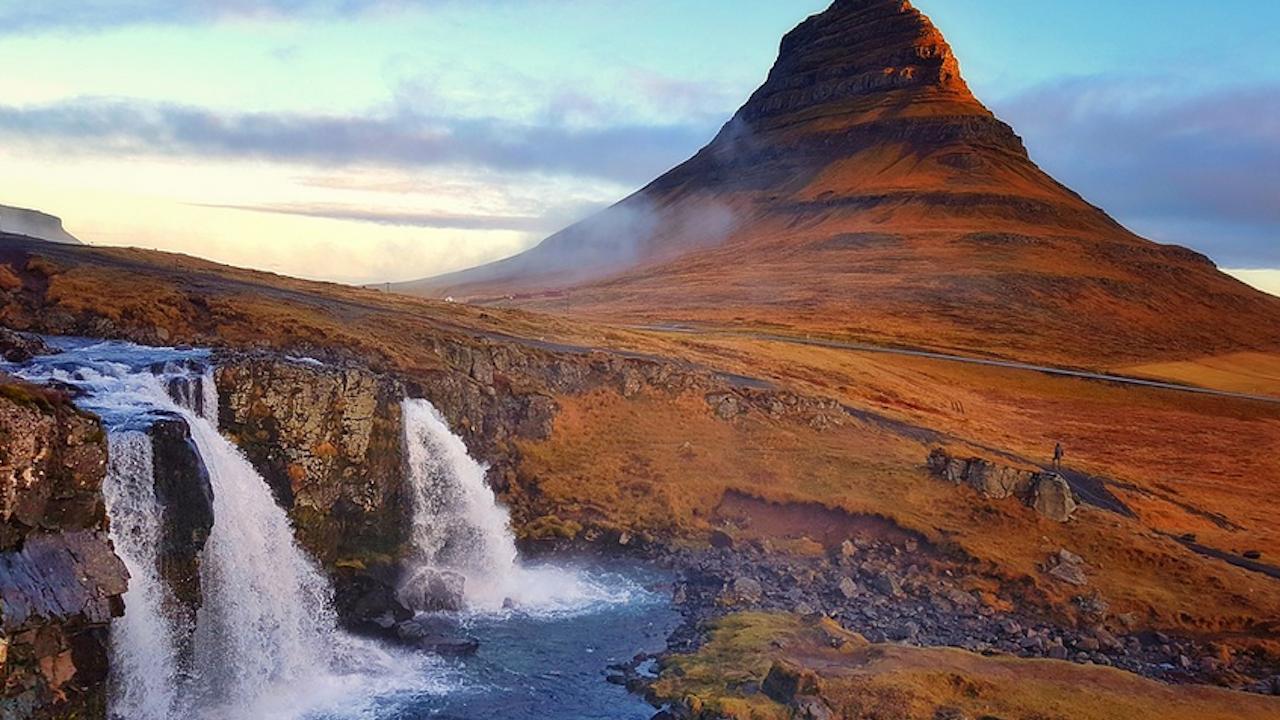Очаква се изригването на вулкан в Исландия