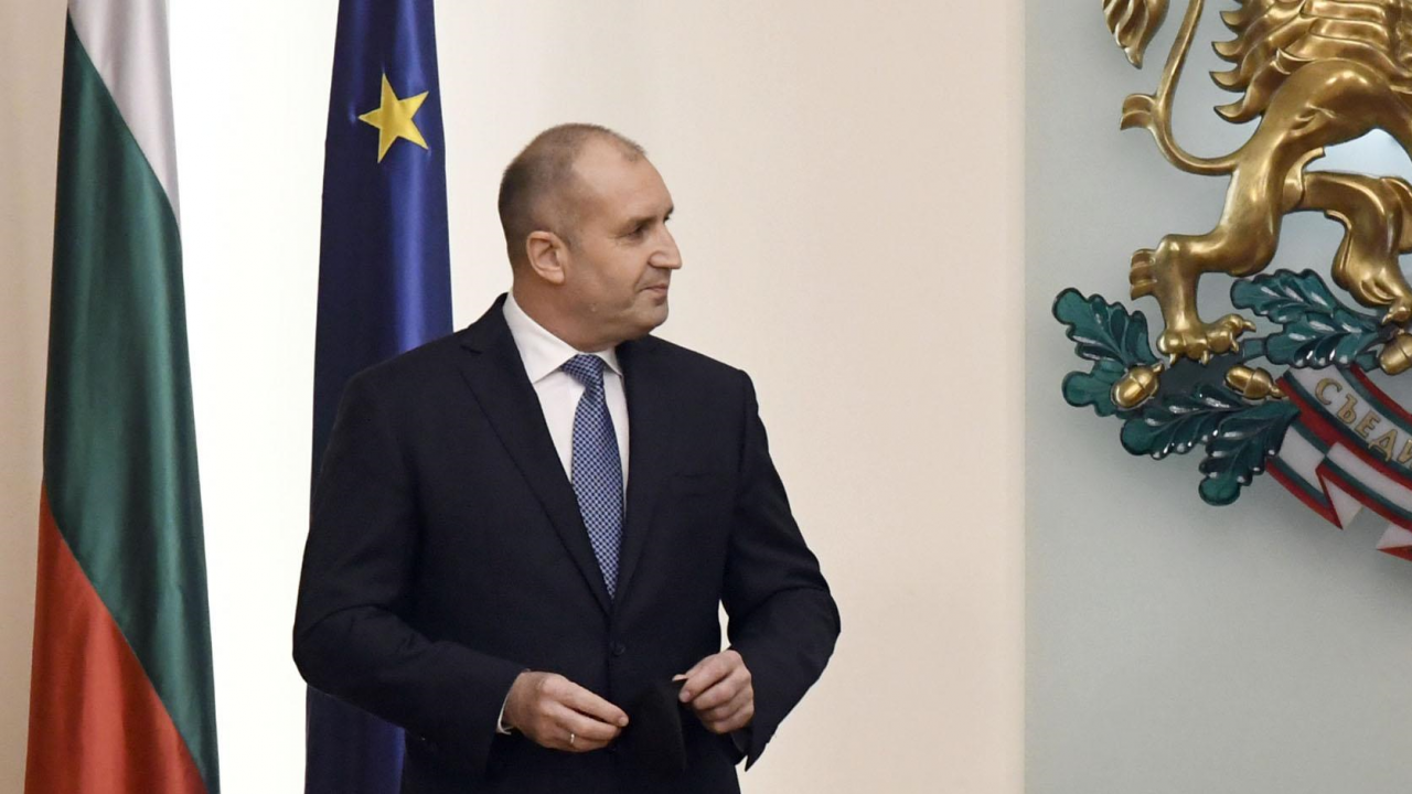 Румен Радев: Бих искал да видя българската държава много по-подкрепяща своя бизнес
