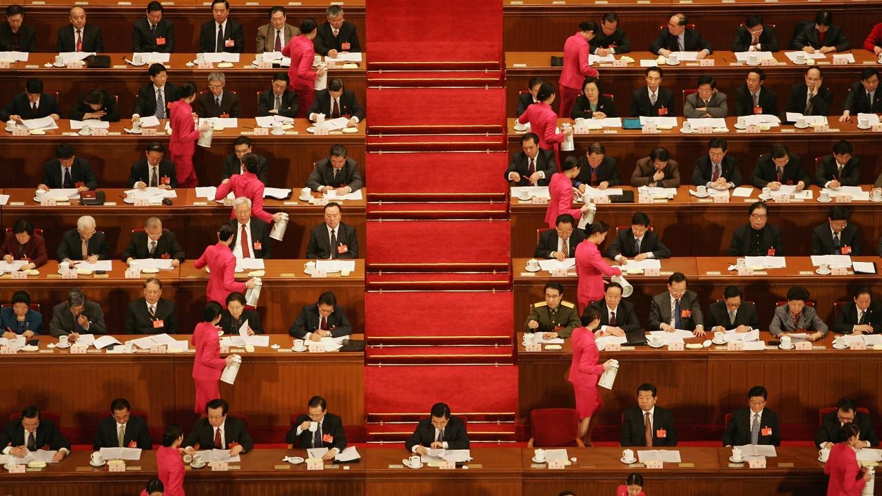 В Пекин се открива годишната сесия на парламента