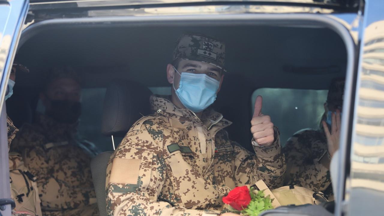 Екип от ВМА замина на мисия в Мали