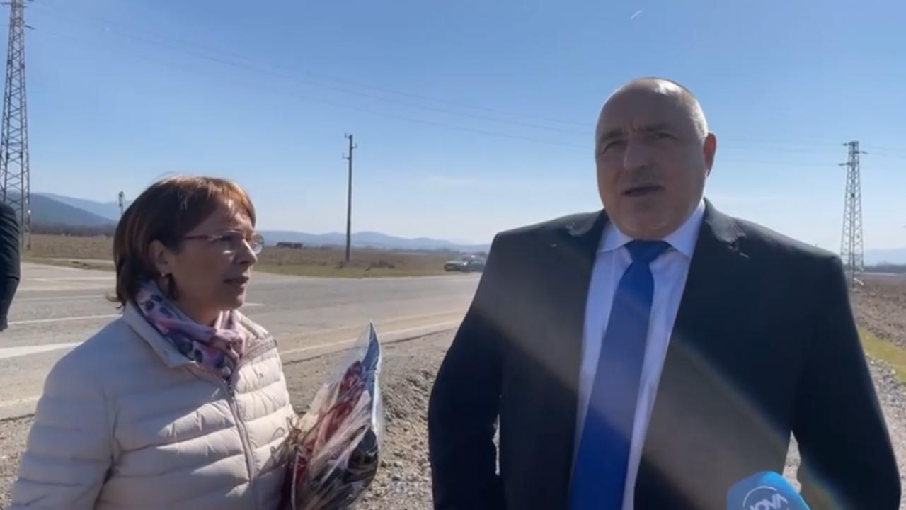 Борисов: Тези, които управляваха преди нас, разрушиха всичко