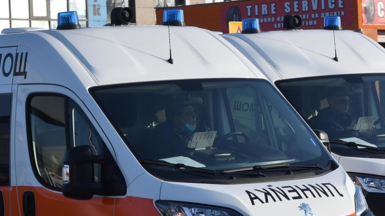 Инцидент на пътя Сливен - с.Тополчане прати мъж в болница