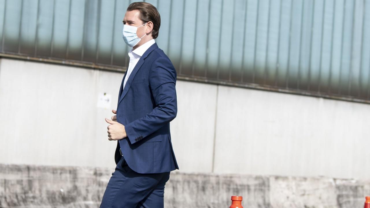 Себастиан Курц защити зеления паспорт