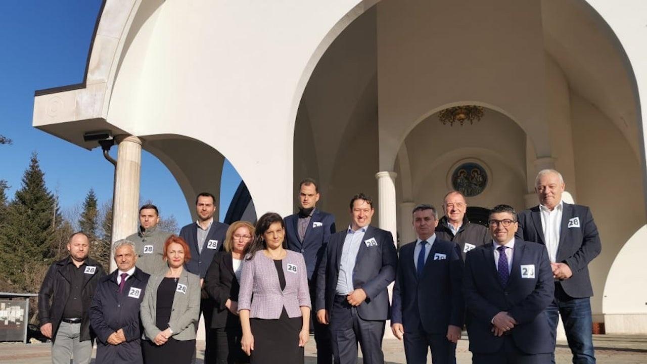 ГЕРБ-СДС в Смолян стартира предизборната си кампания