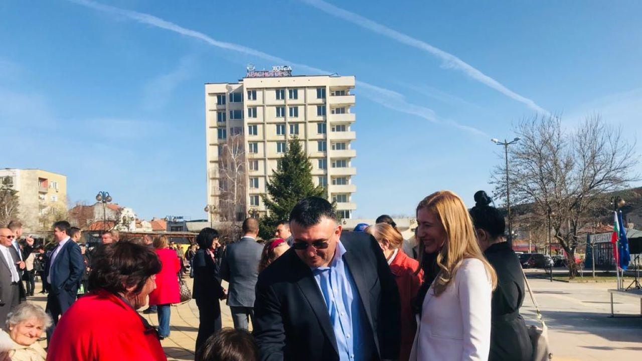ГЕРБ-София област представи в Сливница и Божурище кандидатите си за народни представители