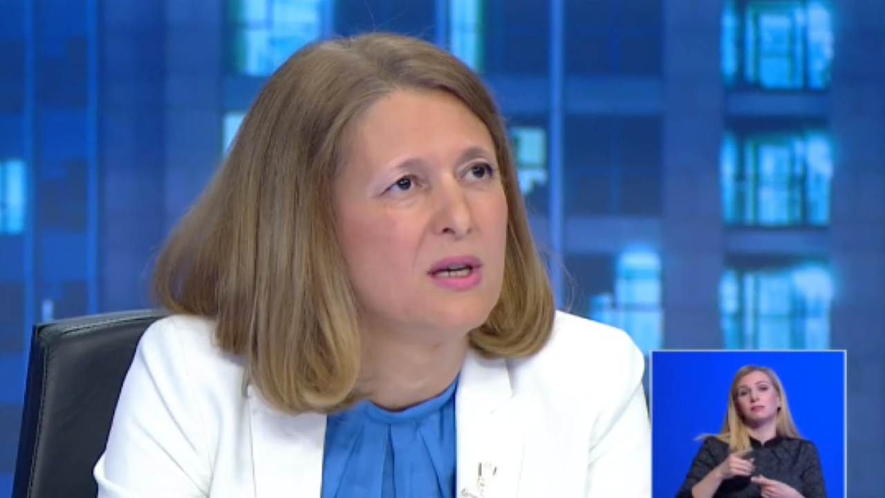 Джема Грозданова: Ако проявяваме търпимост към корупцията, корупция ще има