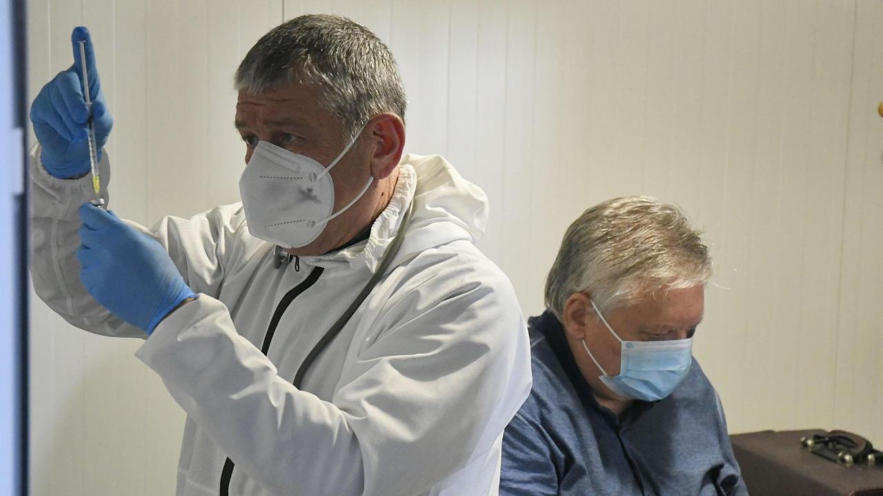 Над 4000 души са ваксинирани в Кюстендилско
