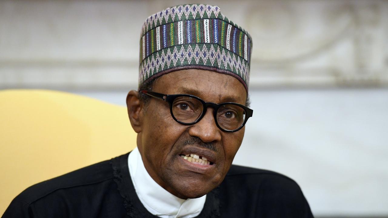 Президентът на Нигерия бе ваксиниран