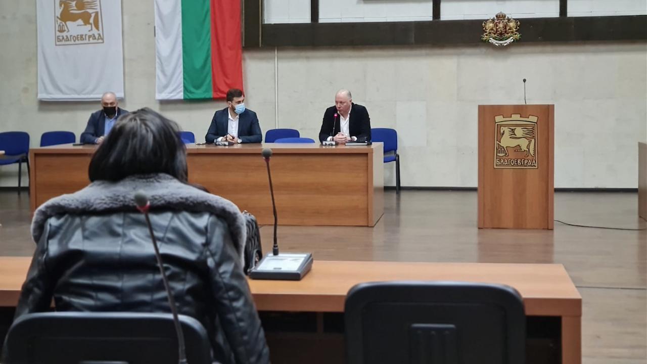 """Росен Желязков: Довършването на АМ """"Струма"""" е приоритетен проект за ГЕРБ"""