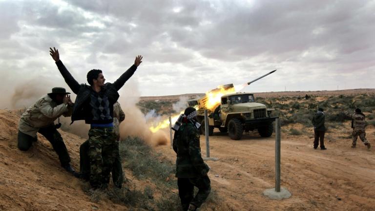 Сирия съобщи за израелско ракетно нападение край Дамаск