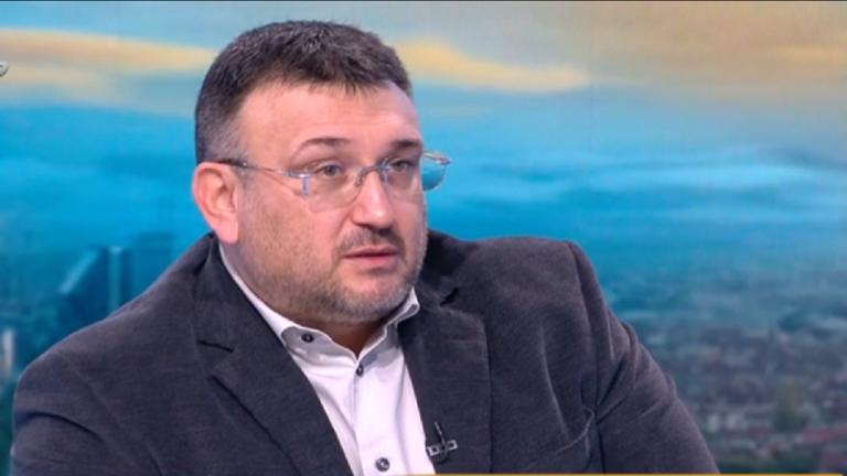 Младен Маринов влиза в предизборната битка като експерт от гражданската квота на ГЕРБ