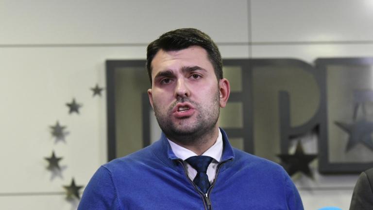 Георг Георгиев: В ГЕРБ никога не сме разчитали на номера, а на свършената работа