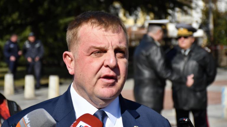 Каракачанов: Трети март е символ на националния идеал