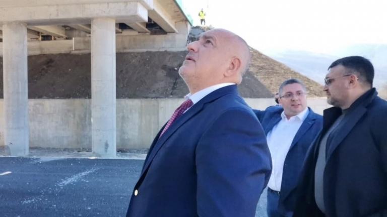 Борисов: Продължаваме да работим на пълни обороти