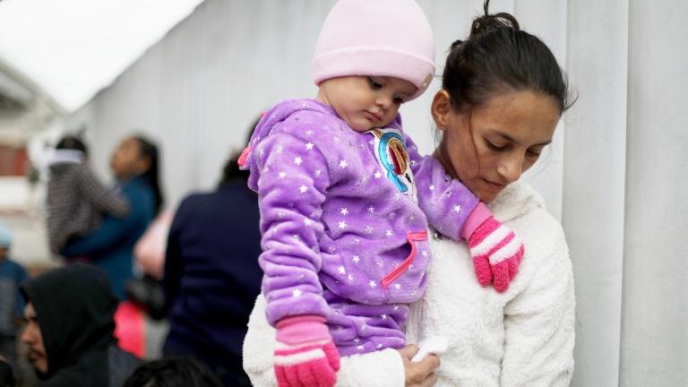 Белгия ще приеме деца и майки от бежански лагери в Сирия