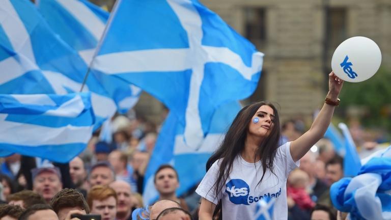 Повечето шотландците смятат, че страната ще е по-добре без Обединеното кралство