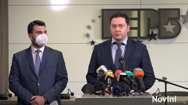 ГЕРБ: Днес Радев излъга най-нагло и брутално