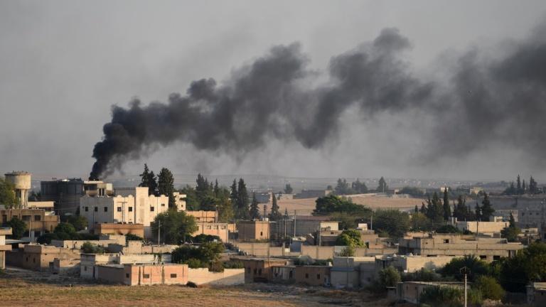 Четирима убити при ракетен обстрел по петролни рафинерии в Северна Сирия