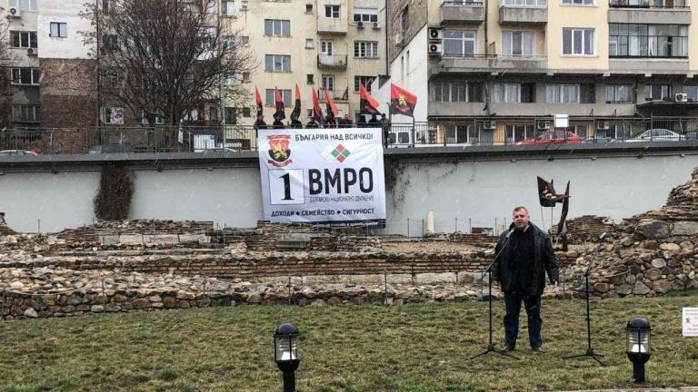 Каракачанов: Няма да позволим вмешателство във вътрешните работи на България