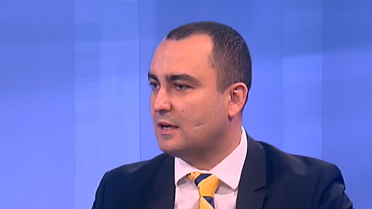 Александър Иванов: Целта на ГЕРБ е абсолютно мнозинство
