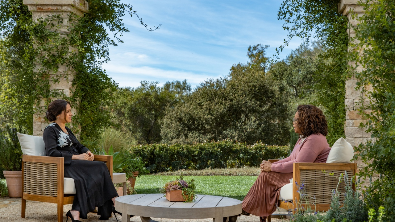 Меган Маркъл пред Опра: От кралското семейство се тревожеха за цвета на кожата на детeто ми